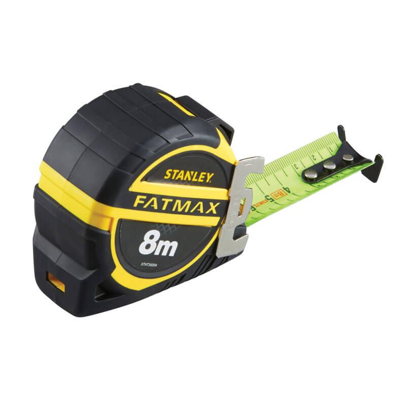 Рулетка измерительная ″FatMax® PRO II″ длиной 8 м, шириной 32 мм в обрезиненном литом корпусе STANLEY XTHT0-36004