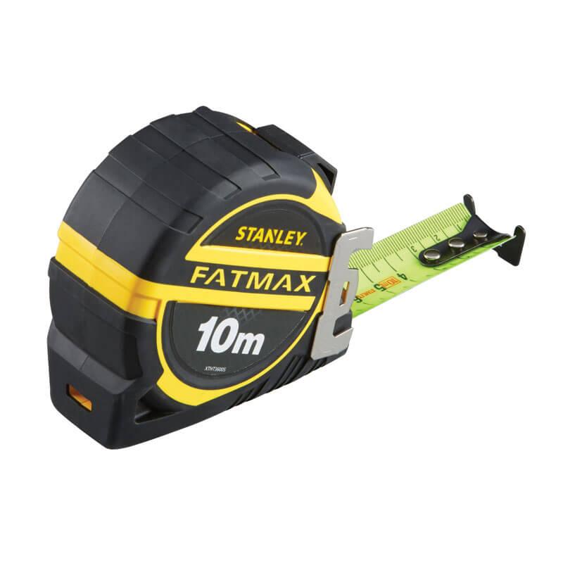Рулетка измерительная ″FatMax® PRO II″ длиной 10 м, шириной 32 мм в обрезиненном литом корпусе STANLEY XTHT0-36005